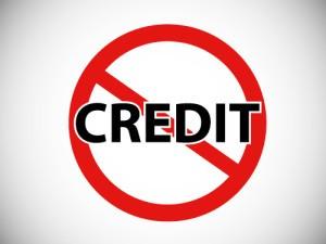 Pas de crédit